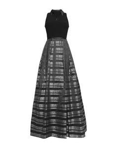 Длинное платье Theia
