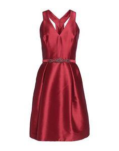 Платье до колена Theia