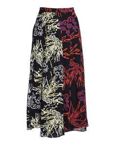 Длинная юбка Tanya Taylor