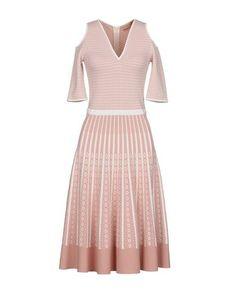 Платье до колена Vicedomini