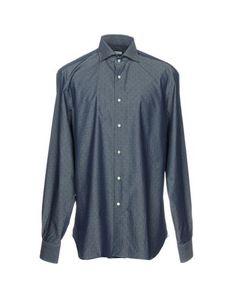 Джинсовая рубашка Mattabisch