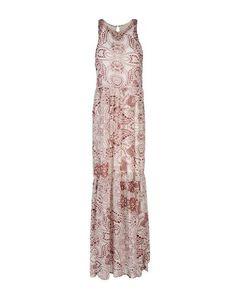 Длинное платье GaudÌ