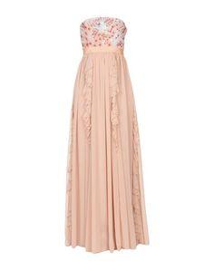 Длинное платье Si Jay