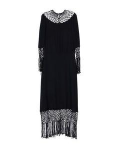 Длинное платье Valentino