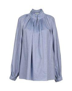 Джинсовая рубашка Tibi