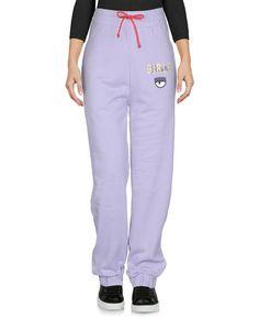 Повседневные брюки Chiara Ferragni