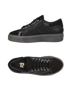 Низкие кеды и кроссовки Tsd12