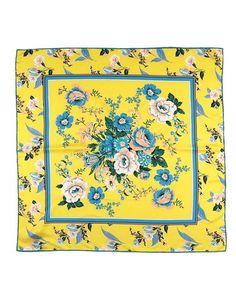 Платок Diane von Furstenberg