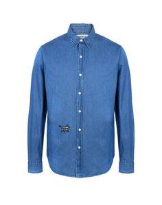 Джинсовая рубашка Essentiel Antwerp