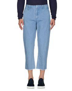 Джинсовые брюки-капри Publish