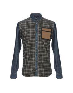 Джинсовая рубашка Frankie Morello