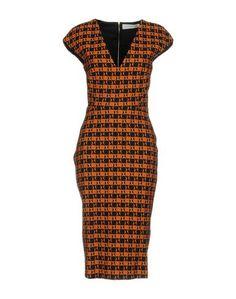 Платье до колена Victoria Beckham
