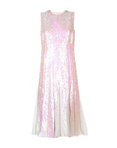 Платье длиной 3/4 Christopher Kane