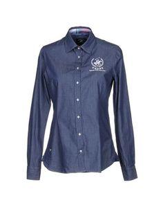 Джинсовая рубашка Beverly Hills Polo Club