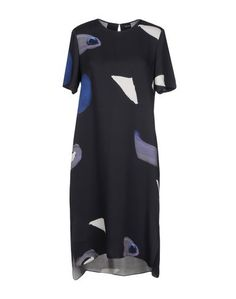 Платье до колена Adam Lippes