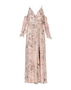 Длинное платье Haute Hippie