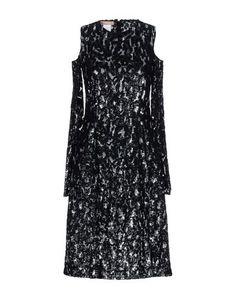 Платье до колена Michael Kors Collection
