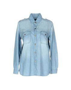 Джинсовая рубашка Cimarron