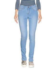 Джинсовые брюки-капри SUN 68