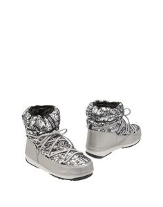 Полусапоги и высокие ботинки Moon Boot
