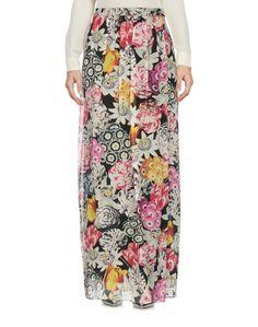 Длинная юбка Burberry