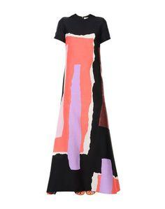 Длинное платье Roksanda