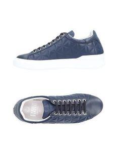 Низкие кеды и кроссовки Enrico Fantini