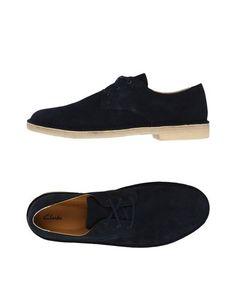 Обувь на шнурках Clarks