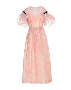 Длинное платье Simone Rocha