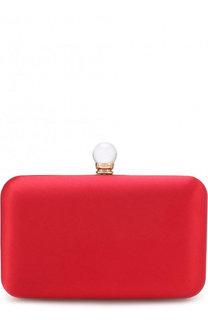 Клатч Box из сатина Coccinelle