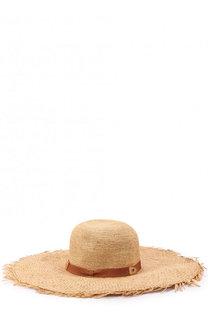 Соломенная шляпа с лентой Inverni