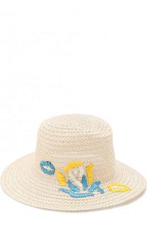 Шляпа с вышивкой Inverni