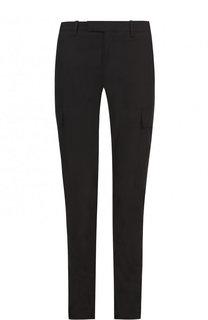 Хлопковые брюки прямого кроя Ralph Lauren