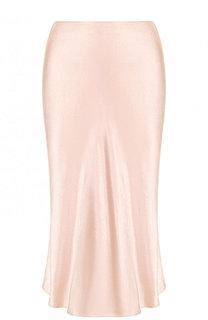 Однотонная юбка-миди Vince