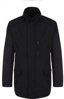 Куртка на молнии с воротником-стойкой Brioni