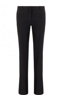 Однотонные расклешенные брюки со стрелками Versace