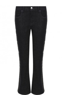 Укороченные расклешенные джинсы с лампасами Victoria, Victoria Beckham