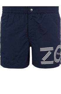 Плавки-шорты с карманами Kenzo