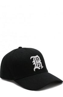 Бейсболка с вышивкой R13