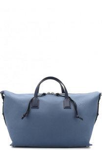 Текстильная дорожная сумка с плечевым ремнем Loewe