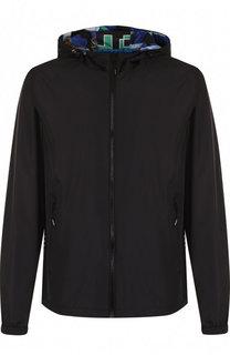 Двусторонняя куртка на молнии с капюшоном Kenzo