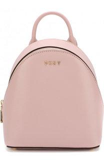 Рюкзак из кожи DKNY