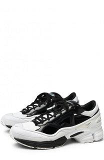 Комбинированные кроссовки Replicant Ozweego Adidas by Raf Simons