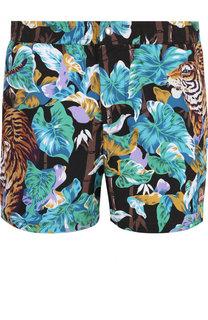 Плавки-шорты с принтом Kenzo