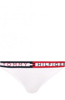 Плавки-бикини с логотипом бренда Tommy Hilfiger