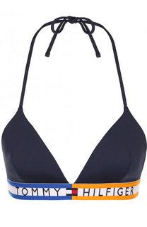 Треугольный бра с логотипом бренда Tommy Hilfiger
