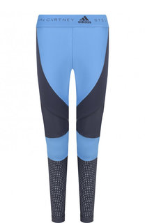 Спортивные леггинсы с перфорированием Adidas by Stella McCartney