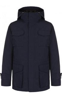 Куртка на молнии с подстежкой и капюшоном Sand