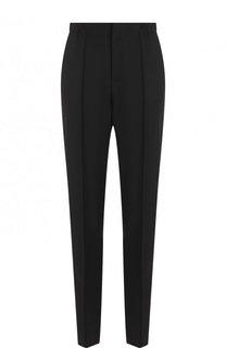 Укороченные шерстяные брюки со стрелками Bally