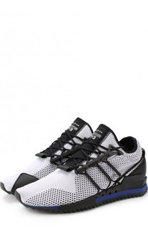 Текстильные кроссовки Harigane на шнуровке Y-3